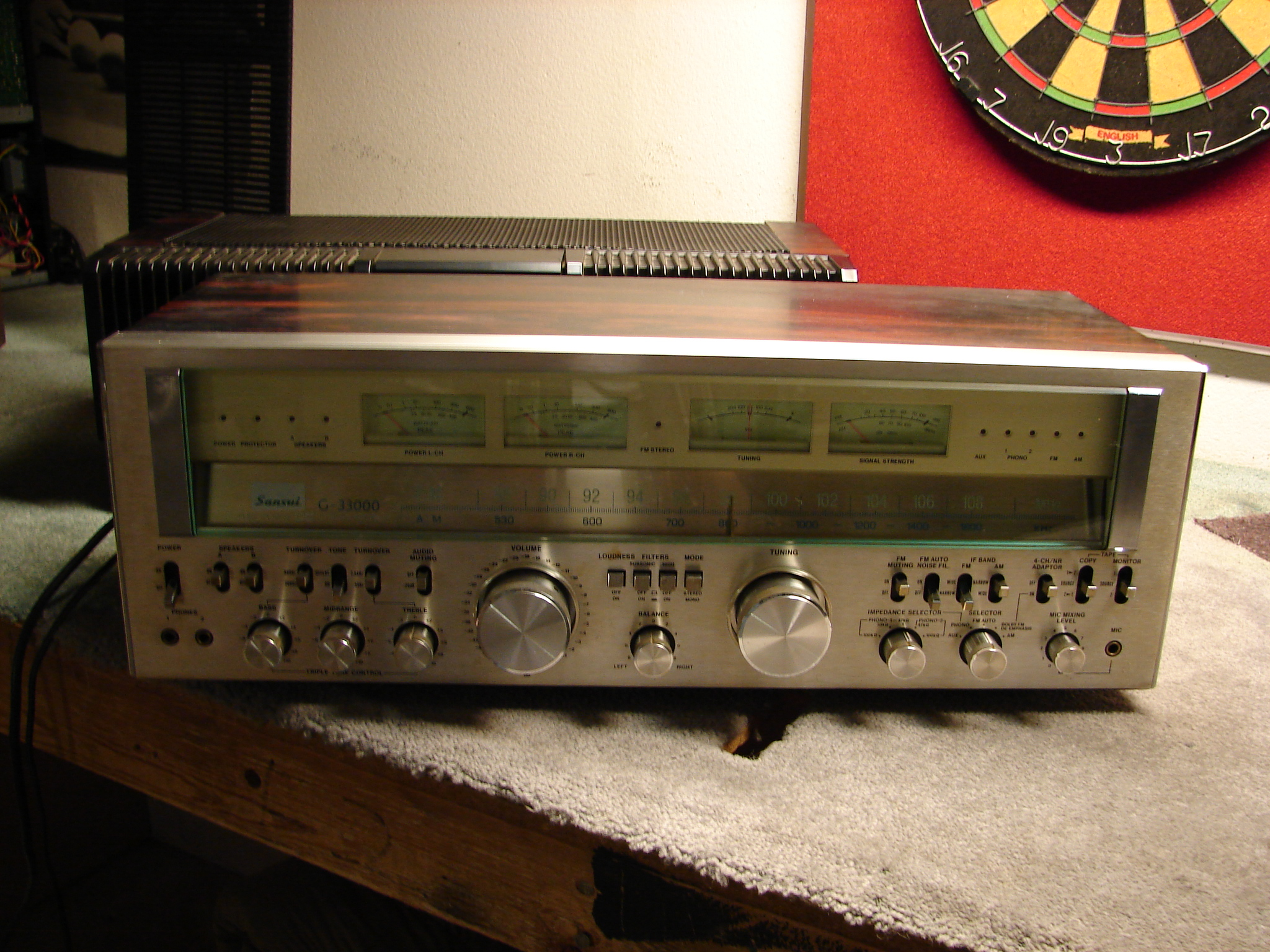 Vintage Electronics Repair 109
